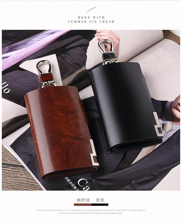 Berühmte Marke Mode Pu-leder Tasche Geldbörse Null Geldbörse Tasche Hohe Qualität Hasp Key Tasche Tasche Exzellente QualitäT Gepäck & Taschen