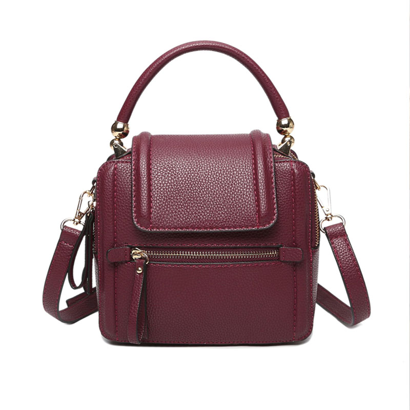 Novelty and exquisite small and exquisite Genuine Leather bags famous brands women handbags zip fasteners women messenger bags ingersoll i01002
