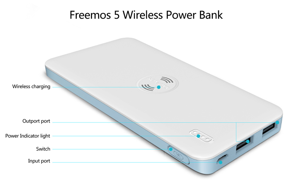Romoss Freemos 5 5000mAh Wireless Ch End 1 11 2018 615 PM