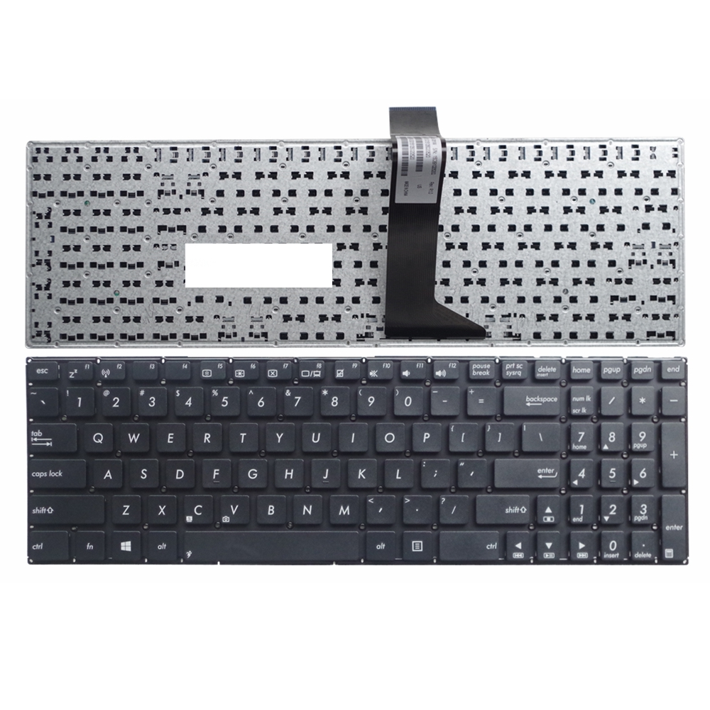 NEW Keyboard For Asus X550LB X550LC X550LD X550LDV X550LN X550MJ X550V X550VB LX550DP X550E X550EA US Laptop Keyboard