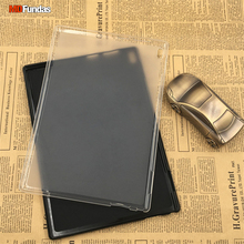 MDFUNDAS Top Quality Soft TPU Silicon For Lenovo Tab 4 10 Plus TB-X704F Solid Color Back Cover Tab4 Case