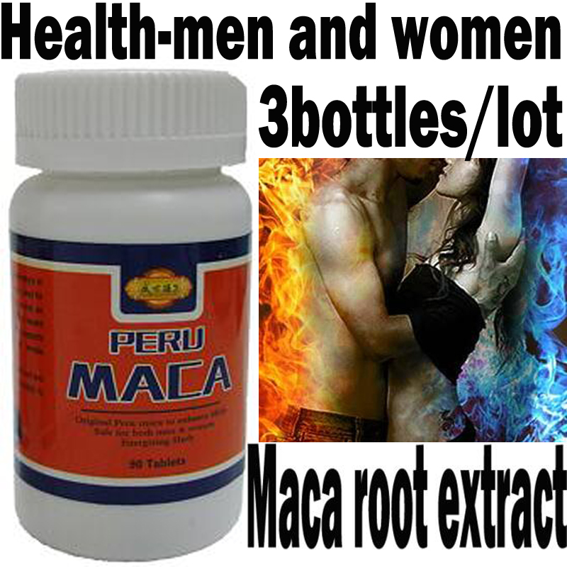 (3bottle/lot) 100% herb Dried Peru Maca root extract, Maca extract, maca herbal tea, health improvement, free shipping (he500) forex b016 6607