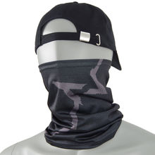 Watch Dogs Aiden Pearce Face MASK Neck Warmer Video Game Cosplay Scarf Costume Mask+cap