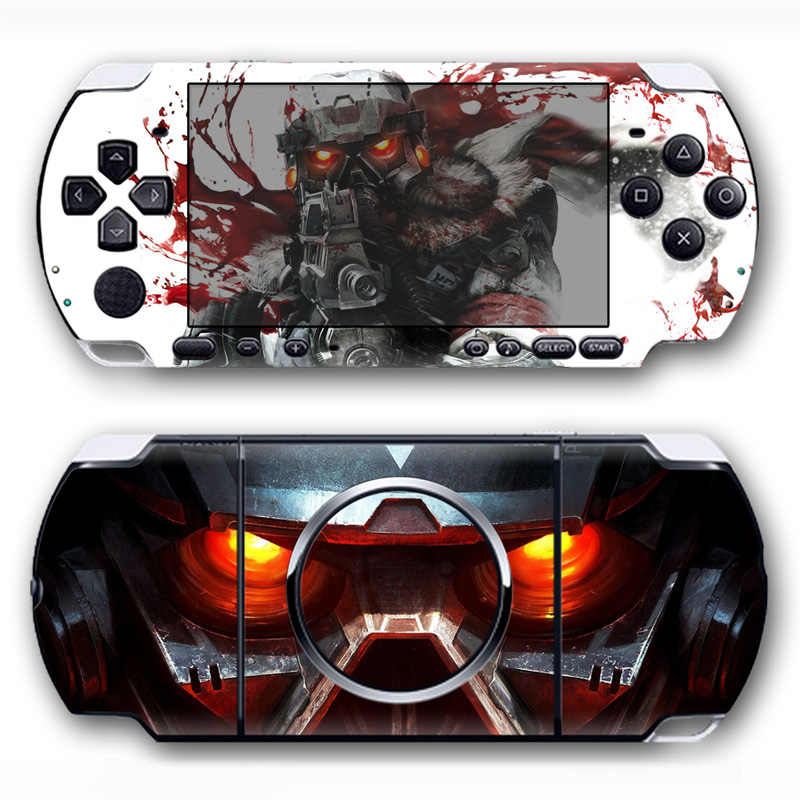 Free drop shipping New and fashion sticker for sony psp 3000 skin sticker vinyl perfect fit non bubble  #TN-PP3000-5058