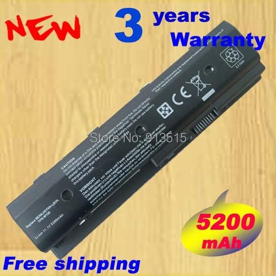 Batterie pour HP Pavilion DV4-5000, DV6-7000, DV6-8000, DV7-7000 672326-421 672412-001 HSTNN-LB3P HSTNN-LB3N HSTNN-YB3N MO06 MO09