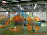 2,0 м диаметр Глобус надувной гигантский пляжный шар для бассейна используется надувной шар для ходьбы по воде