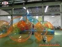 2.0m Diameter Globe Inflatable Giant Beach Ball For Pool Used Water Walking Ball