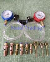 diesel engine low pressure fuel system tester common rail pump tester diesel engine repair tool kits