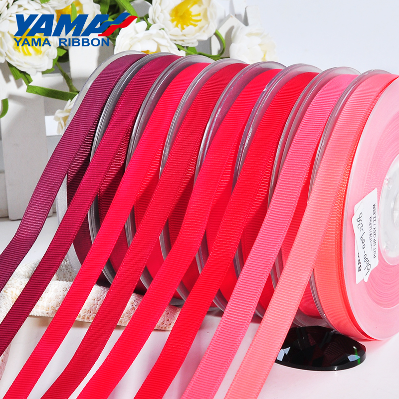 YAMA Grosgrain Ribbon 2 2.5 3 3.5 4 inch 50 57 63 75 89 100 