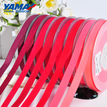 YAMA Grosgrain Ribbon 2 2.5 3 3.5 4 inch 50 57 63 75 89 100 mm 100yards/lot Red Series for Diy Dress Accessory House
