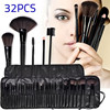 Woman S Professional 32 Pcs Make Up Tools Pincel Maquiagem Superior Soft Cosmetic Beauty Makeup Brushes