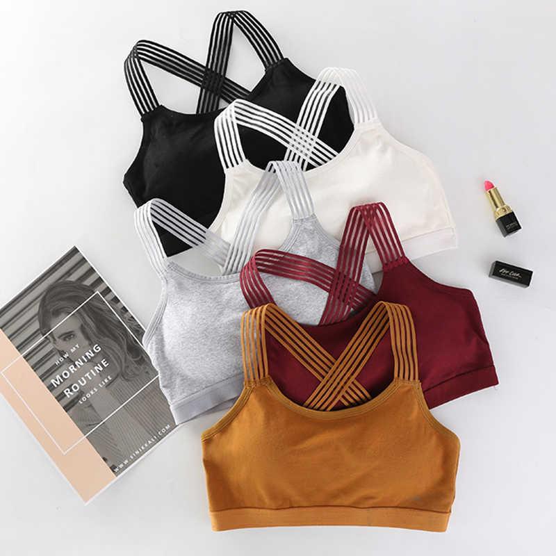 Женский спортивный бюстгальтер для йоги, женские противоударные Сексуальные Спортивные бюстгальтеры, дышащие спортивные топы для фитнеса, бега, спортзала, топы, спортивная одежда