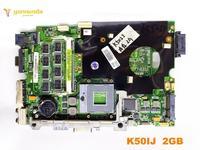 ASUS K50IJ 마더 보드 K50IJ 2GB 용 오리지널 무료 배송 테스트