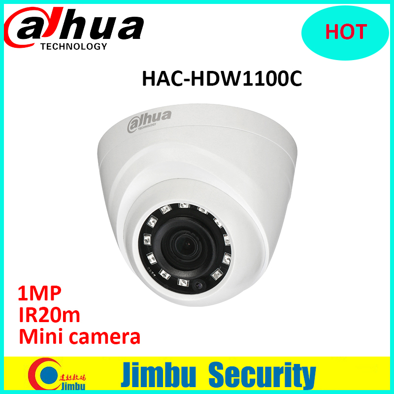 все цены на DAHUA HDCVI Camera HAC-HDW1100C DOME 1MP CMOS 720P IR20M IP66 HAC-HDW1100C security camera