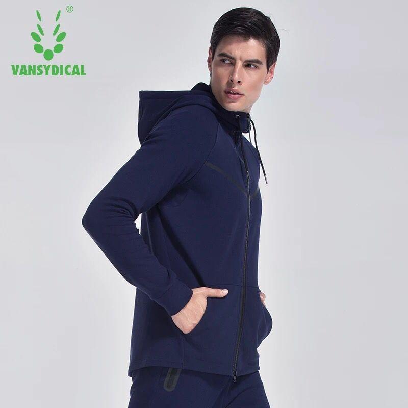 Avansydical invierno ropa deportiva para hombres deportes Sudaderas algodón  transpirable entrenamiento Baloncesto fútbol Correr Chaquetas deportivas en  ... 7f84894ded447