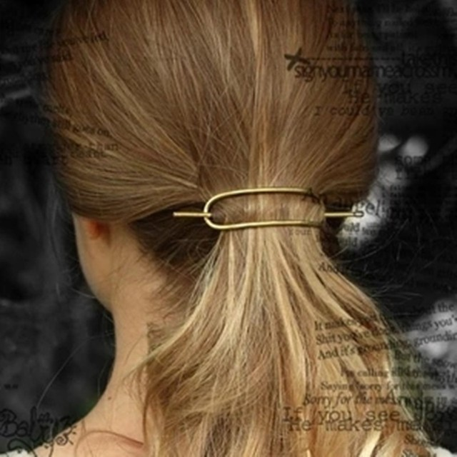 Hair Jewelry Gold Silver...