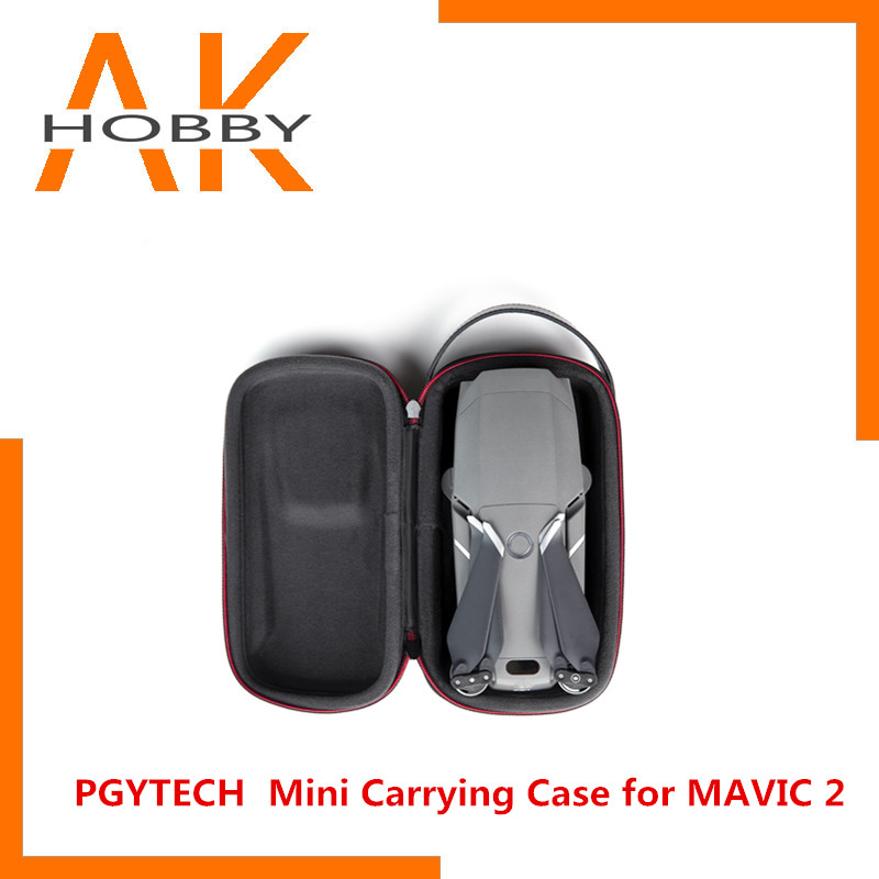 PGYTECH PGY Mini Mavic 2 Pro/Zoom Drone Portable Bag EVA Carry Handbag for DJI Mavic 2 Case/Box Drone AccessoriesPGYTECH PGY Mini Mavic 2 Pro/Zoom Drone Portable Bag EVA Carry Handbag for DJI Mavic 2 Case/Box Drone Accessories