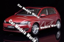 Car Model for Golf 7 1:18 (Red) + SMALL GIFT!!!!!!!!!