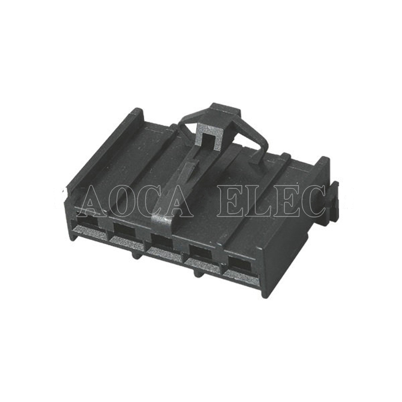 DJ7052A 4 8 21 car wire connector female cable connector male 5P connector terminal block Plug