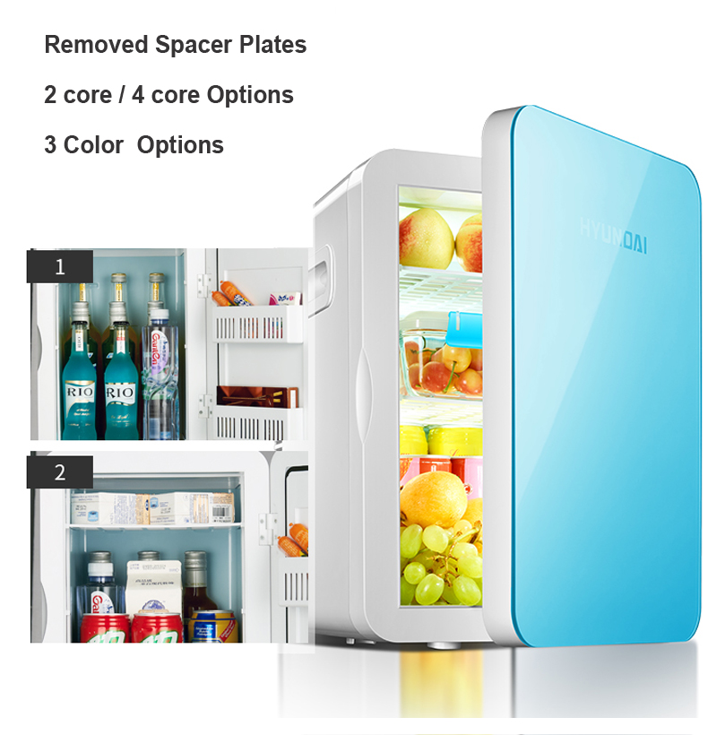 15%JZ71,20L Quad-core Cooling Motor Car Refrigerator 28 Degree Lower Than 65D Hot Home Car Fridge Dual-purpose Radiator Freezer univeral expansion valves suitable for wide cooling capacity range and different refrigerants fridge equipments or freezer units