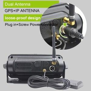 Image 3 - 4G W2Plus 4G 네트워크 라디오 안 드 로이드 7.0 N60 워키 토키 AC 어댑터 및 자동차 충전기 케이블로 실제 ptt / Zello 작동