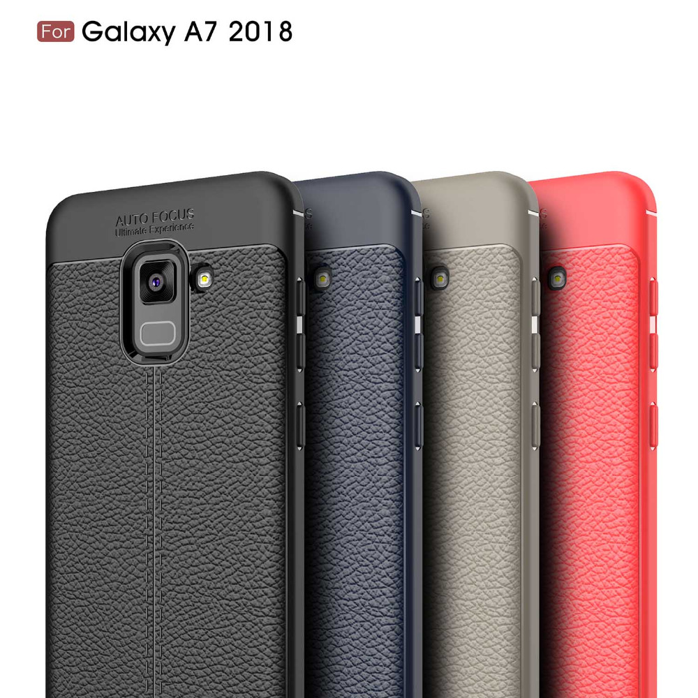 <font><b>Case</b></font> For <font><b>Samsung</b></font> Galaxy <font><b>A7</b></font> <font><b>2018</b></font> A8 Plus A730 <font><b>A730F</b></font> Silicone Bumper Shock Soft Back Cover <font><b>Case</b></font> For <font><b>Samsung</b></font> <font><b>A7</b></font> <font><b>2018</b></font> Funda Coque image