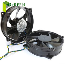 The original Keep  9025 9225 90MM 9cm Circular fan 72mm Helo pitch for 775 CPU Cooling fan 12V  0.2A with PWM 4pin delta pfr0912xhe 9cm 90mm 4 5a 90 90 38mm dc 12v server extensions machine cooling fan