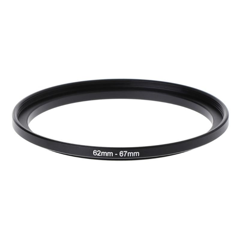 OOTDTY 62mm To 67mm Metal Step Up Rings Lens Adapter Filter Camera Tool Accessories New
