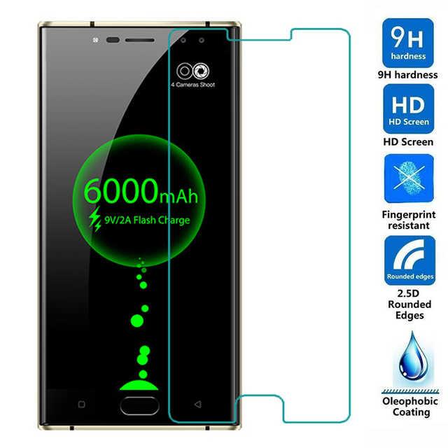 Для Oukitel K3 K 3 Закаленное стекло для Oukitel K3 Phone 9 H 2.5D Взрывозащищенный Передний lcd Высокий прозрачный чехол с защитной пленкой для экрана