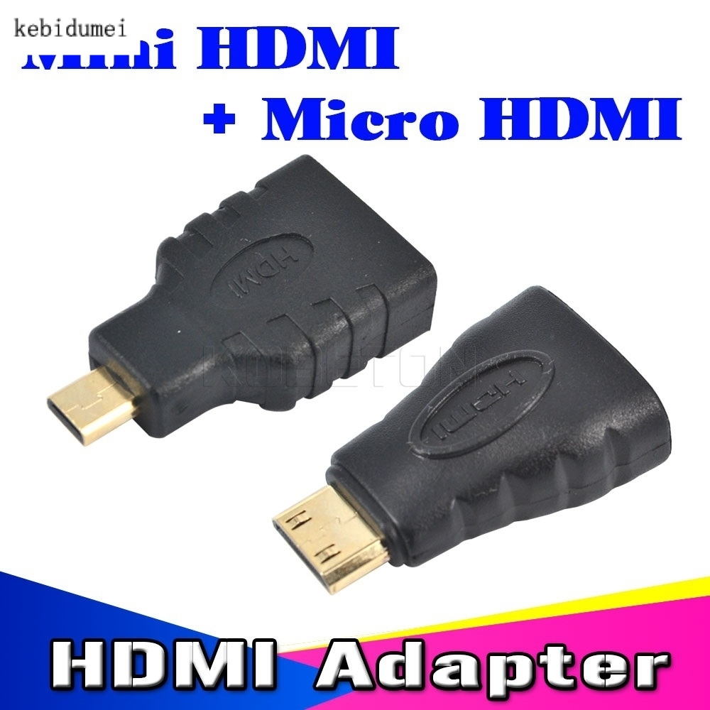 Back To Search Resultshome Hdmi To Micro Hdmi Hd Extension Adapter Converter Connector For Vedio Tv For Xbox 360 Hdtv 1080 Friendly Kebidu 1set Hdmi To Mini