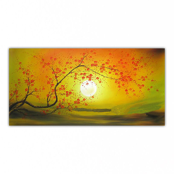 DONGMEI OILPAINTING  Hand painted oil painting Home decor High quality art painting flower pictures gift   DM15031330