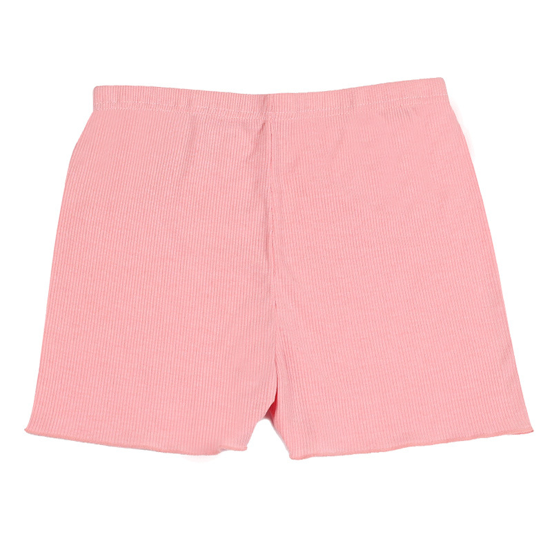 2018 New Women Soft Cotton Seamless Safety Short Pants Hot Sale Summer Under Skirt Shorts Plus Size Breathable Short Tights (2)