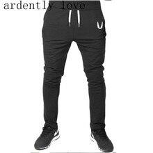 Мужские Бегунов 2016 марка мужчины брюки брюки случайных брюки брюки jogger