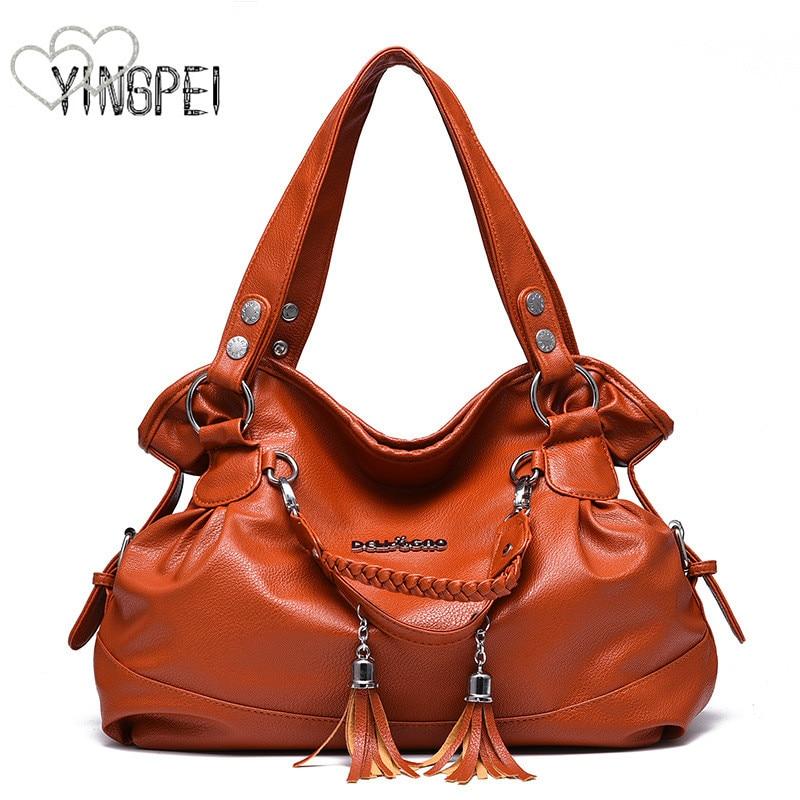 Women Bag Designer New Fashion Casual axelväska Lyxiga kvinnor - Handväskor - Foto 3