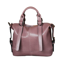 Leather Women Leather Handbags Shoulder Cross-body Hand Bag Women Messenger Bags Designer Brand High Quality