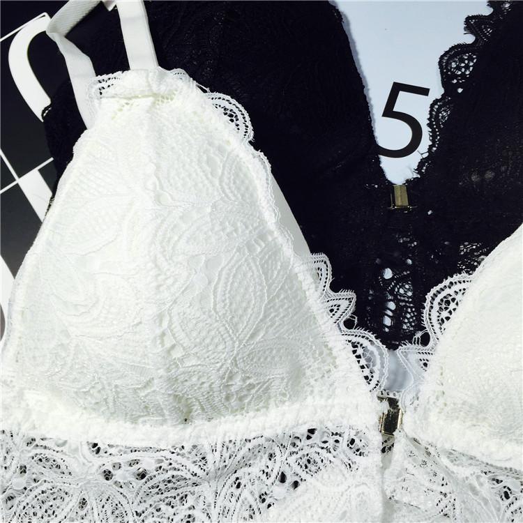 HTB1HKJqRXXXXXXHaXXXq6xXFXXX1 - FREE SHIPPING Sexy Women Lace Crochet Bralette JKP164