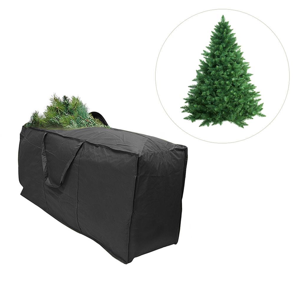 Image 2 - Наружная подушка для мебели сумка для хранения Рождественская елка органайзер для дома многофункциональная большая емкость отделочный Контейнер для мелочей-in Сумки для вещей from Дом и животные
