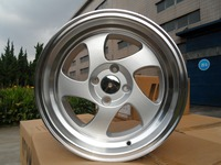 Free Shipping 4 New 19 Rims wheels et 35mm Alloy Wheel Rims W014