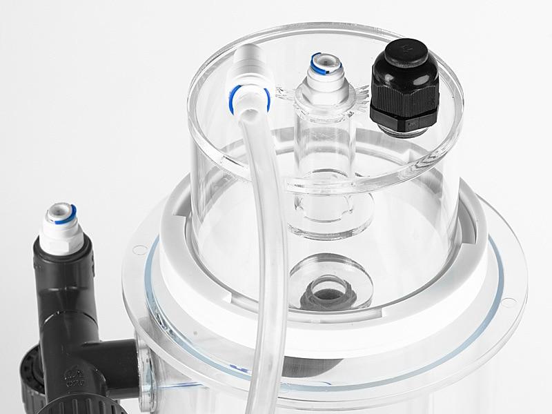 20W 1500L/H Marine source Calcium Reactor DCR-120 DCR120 for aquarium marine fish coral tank salty water With Devil Pump