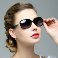 Vazrobe Small Women's Sunglasses Polarized Driving Elegant Ladies Sun Glasses Narrow Face Driver Rhinestone Female UV400