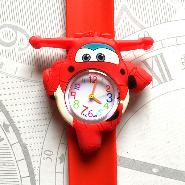 Children's Watches Fashion Hbibi Brand Bee Kids Slap Pat Watches Sport Chicken Children Wrist Watch Student Hot Sale Baby Gift Child Quartz Watch Buy Now