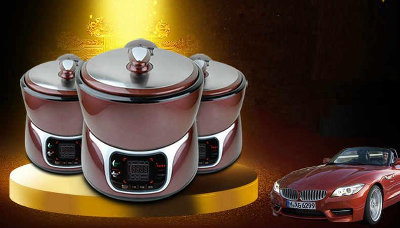 Pressure Cooker Listrik Pressure Cooker Cerdas Double Kantong Empedu Produk Nyata 5L Liter Listrik Rumah Tangga Tekan