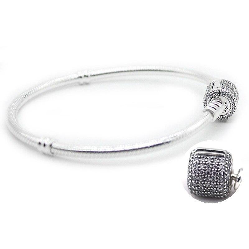 Name Brand Bracelets: Brand Name S925 Sterling Silver Jewelry Retro Bracelet