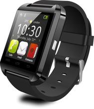 Heißer U8 Bluetooth Smart Uhr U8 Armbanduhr für/Hinweis 3 HTC alle Android Phone Smartphones Smartwatch Freies Verschiffen
