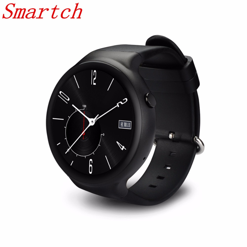 Smartch IQI I4 Smart Watch Android5.1 1GB+16GB MTK6580 1.39 3G WiFi GPS HeartRate Monitor Bluetooth SmartWatch for IOS Android цена