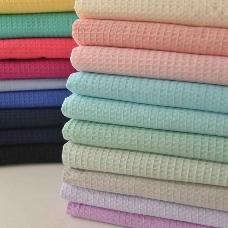 50cm x140cm Vícebarevná bavlněná bavlna Fabri, DIY župany - Umění, řemesla a šití