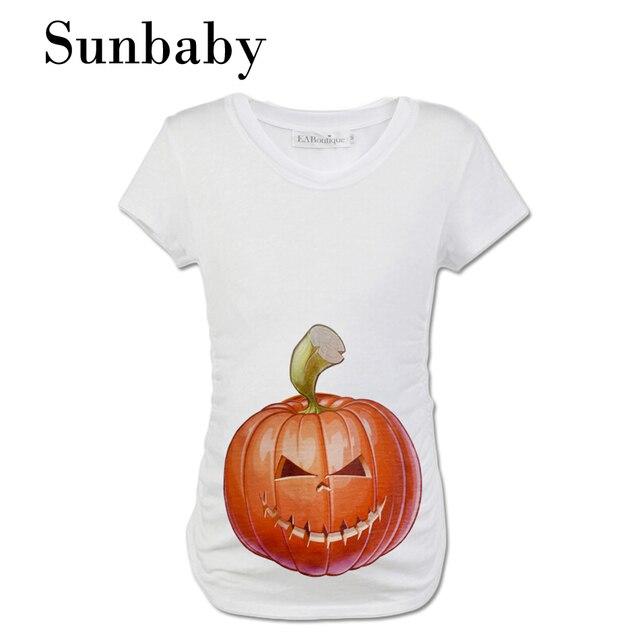 2017 Summer Fashion Maternity Clothes Funny Cartoon Fruit Watermelon