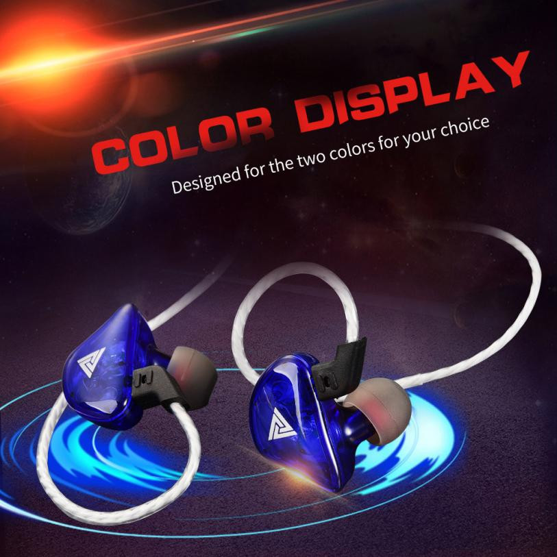 2018 New Headphone Original QKZ CK5 In Ear Earphone Stereo Race Sport Headset Fone De Ouvido Auriculares fone-de-ouvido HotSale@