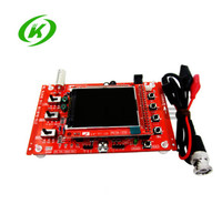 Assembled DSO138 2 4 TFT Handheld Pocket Size Digital Oscilloscope Kit DIY Parts Electronic Learning Set