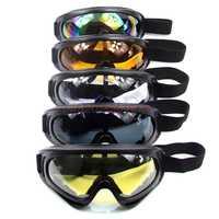 Winter Schnee Sport Skifahren Snowboard Snowmobile Anti-fog Goggles Winddicht Staubdicht Gläser UV400 Skate Ski Sonnenbrille Brillen